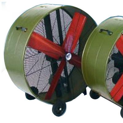 Circuladores de aire industriales