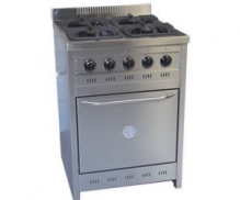 Cocina semiprofesional CF60